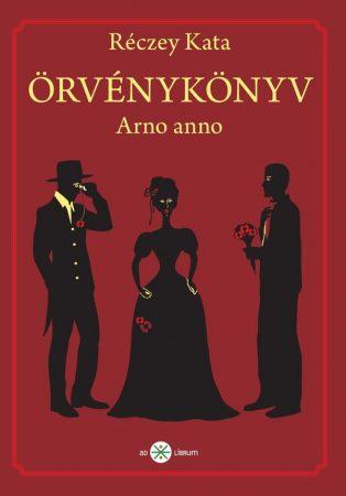 Réczey Kata: Örvénykönyv – Arno anno (Ad Librum)