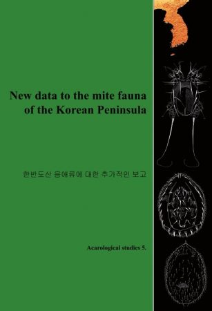 Jenő Kontschán: New data to the mite fauna of the Korean Peninsula (StormingBrain, 2016.)