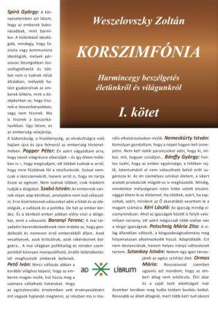 Weszelovszky Zoltán: Korszimfónia (Ad Librum)