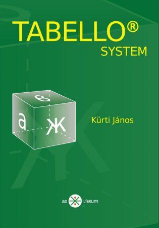 Kürti János: TABELLO (nyelvoktató rendszer) (Ad Librum)