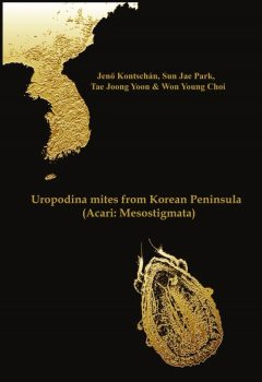 Kontschán Jenő: Uropodina mites from the Korean Peninsula (Ad Librum)
