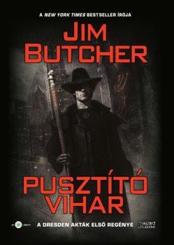 Jim Butcher: Pusztító vihar (Ad Librum)