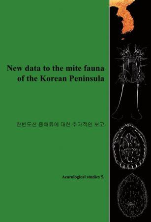 Jenő Kontschán: New data to the mite fauna of the Korean Peninsula (StormingBrain, 2016.)