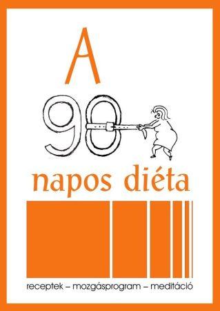 Kuklai Katalin: A 90 napos diéta (Ad Librum)