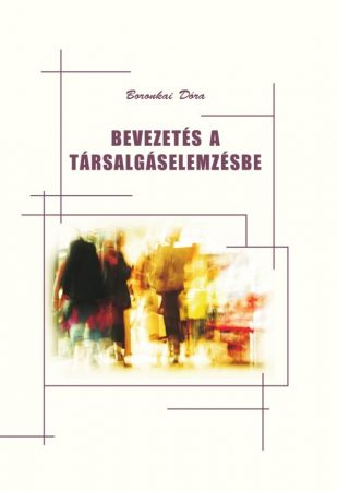 Boronkai Dóra: Bevezetés a társalgáselemzésbe (Ad Librum)